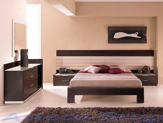 Dormitor Contemporan 007